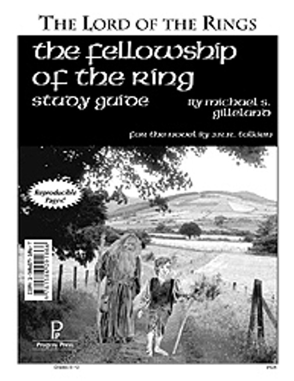 Fellowship of the Ring Study Guide; Progeny Press