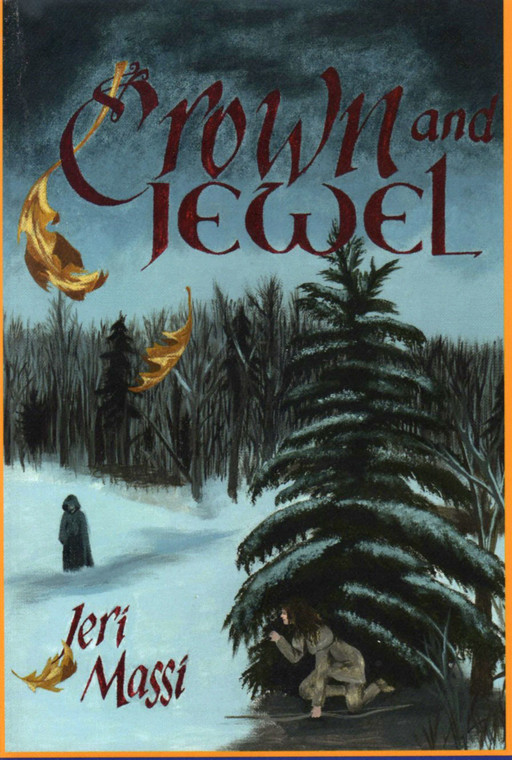 Crown and Jewel Literature story book novel
