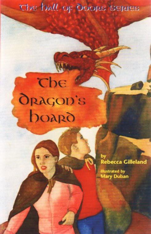 Hall of Doors: Dragon's Hoard NOVEL *DENTED or DAMAGED*