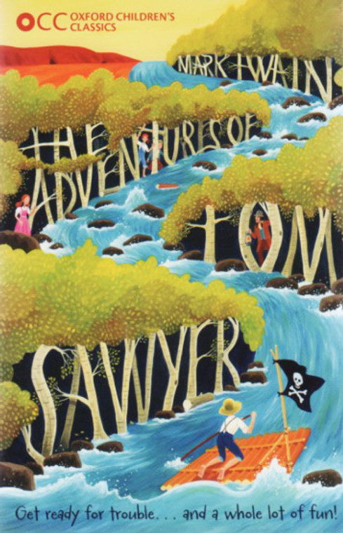 Adventures of Tom Sawyer NOVEL  *DENTED or DAMAGED*