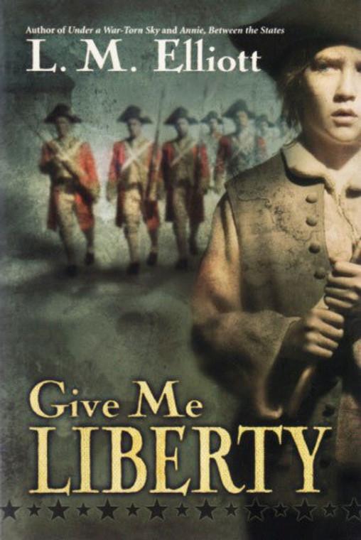 Give Me Liberty NOVEL - *DENTED or DAMAGED*