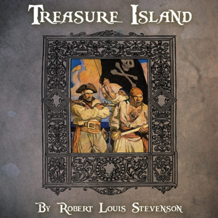 Jim Hodges Treasure Island Audio Book