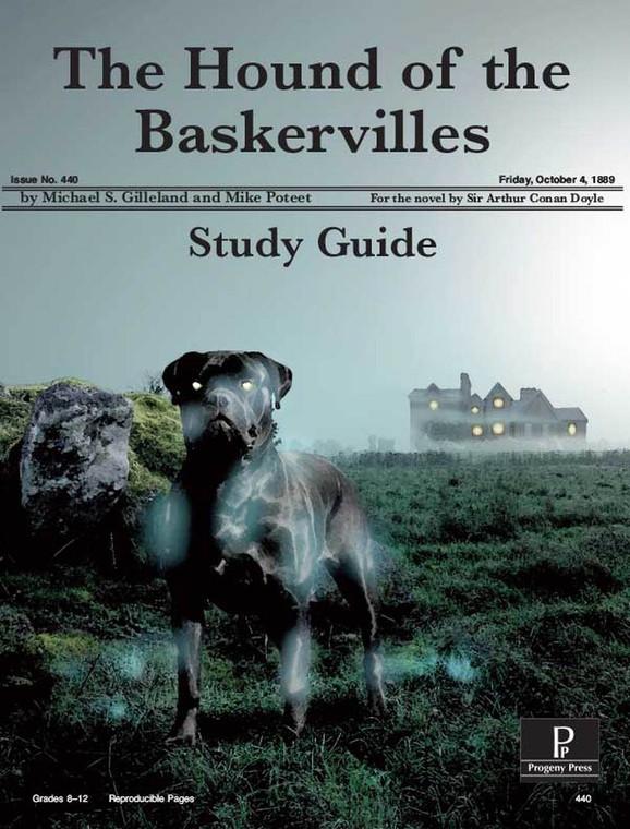 Hound of the Baskervilles Study Guide -  *DENTED OR DAMAGED*