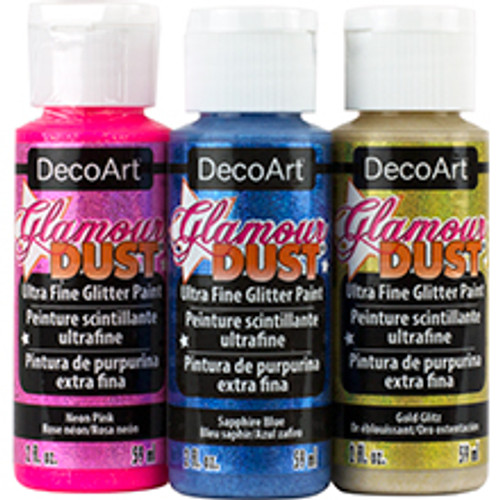 Glamour Dust Glitter Paint Clearance