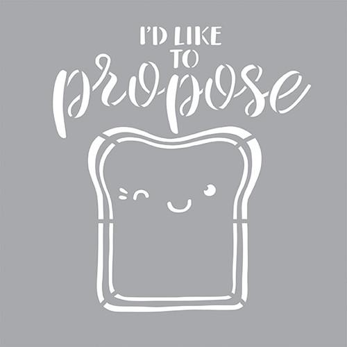 DFS111-K Propose a Toast