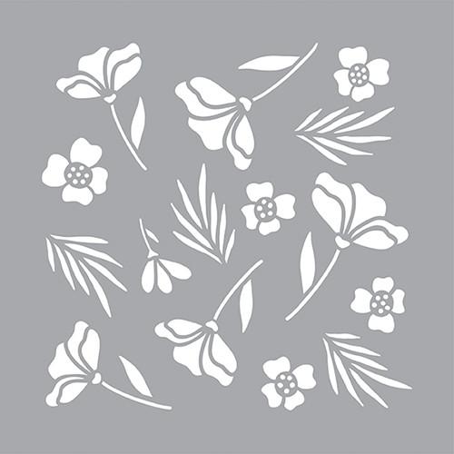 DFS203-K Elegant Floral