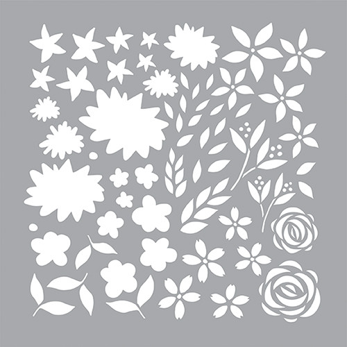 DFS204-K Field of Flowers