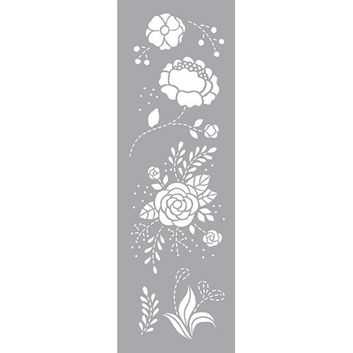 DFS404-K Prancing Petals