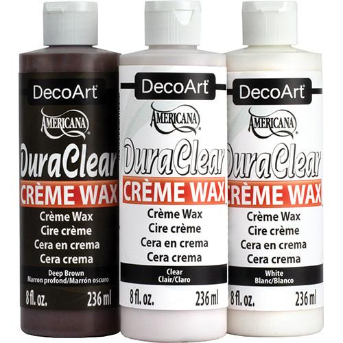 DuraClear Creme Waxes