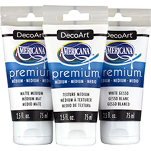 Americana Premium Mediums