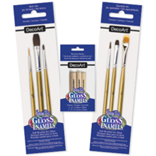 Americana Gloss Enamels Brushes