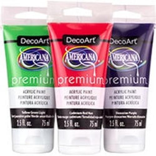 Americana Premium Acrylics Metallics
