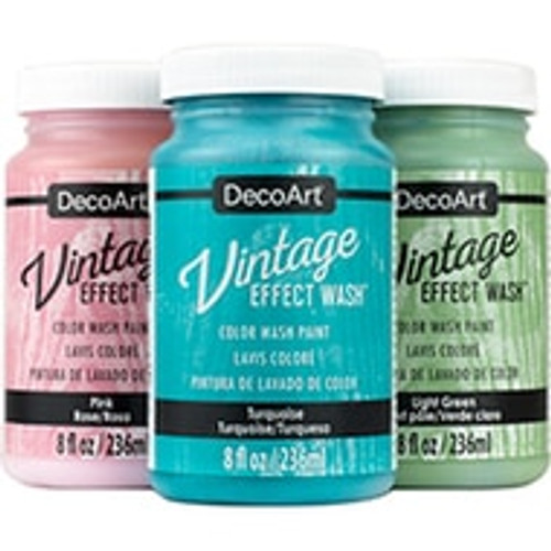 DecoArt Vintage Effect Wash
