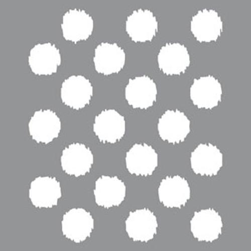 Ikat Polka Dot