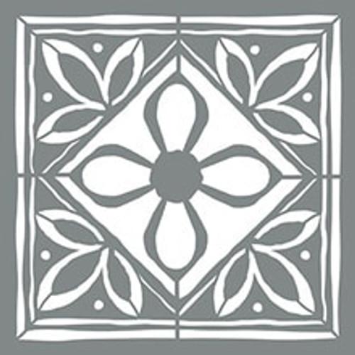 ADS404-K Lotus Tile