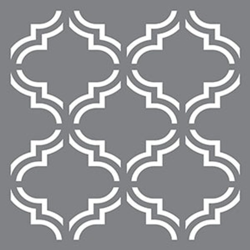 ADS412-K Moroccan Tile
