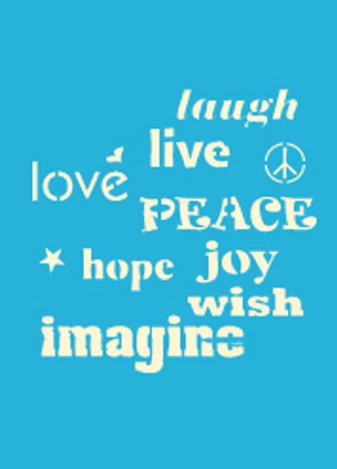 Peaceful Words