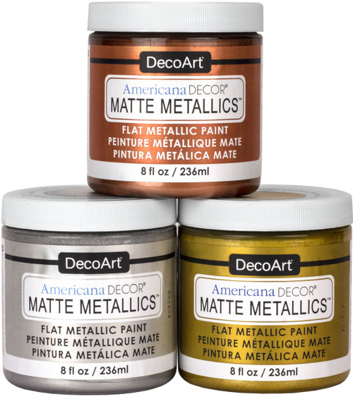 Americana Decor Matte Metallics