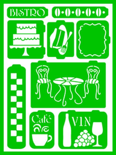 Bistro (Green)