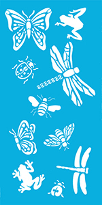 Bugs Stencil Value Pack