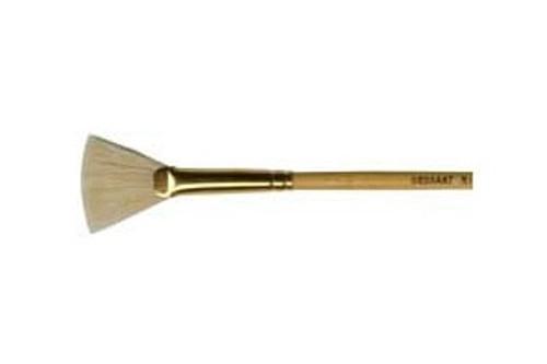 Americana Brushes - Mini Fan Brush