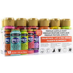 Americana Acrylics Value Packs Product Image