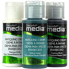 DecoArt Media Antiquing Creams Product Image