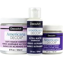 Americana Decor Varnishes Product Image