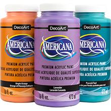 Americana Acrylics 16oz Product Image