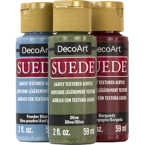 DecoArt Suede Product Image