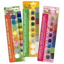 Small Glitter Paint Sets Product Image