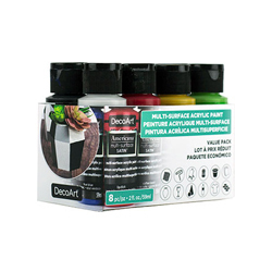 Americana Multi-Surface Paint Sets Product Image