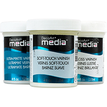 DecoArt Media Varnishes Product Image