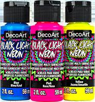 Black Light Neons Product Image