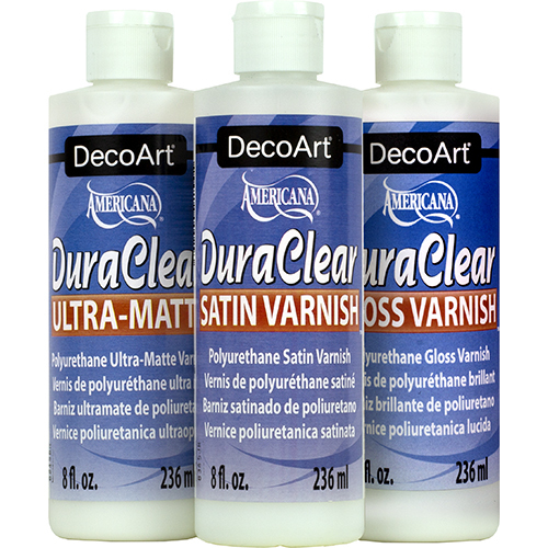 DuraClear Varnishes Product Image