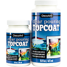 Clear Pouring TopCoat Product Image
