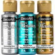 Dazzling Metallics Writers Clearance
