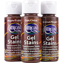 Americana Gel Stains Clearance