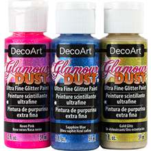 Glamour Dust Glitter Paint Clearance Product Image