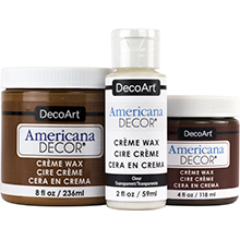 Americana Decor Creme Waxes Clearance Product Image
