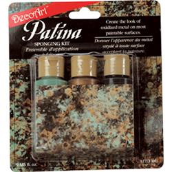 Green Patina Sponging Kit Product Image