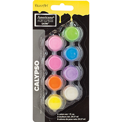 Americana Multi-Surface Acrylics Paint Pots Clearance Product Image