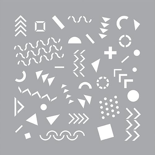 DFS205-K 80's Doodles Product Image