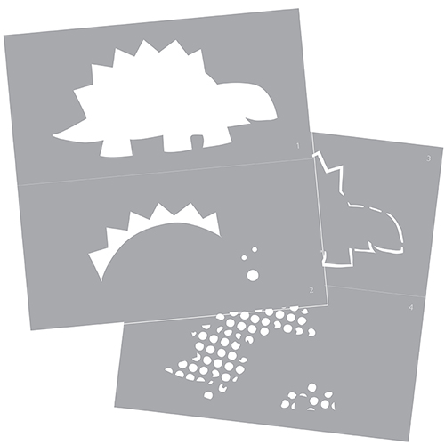 DFS304-K Baby Dino Product Image
