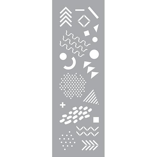 Retro Shapes Product Image