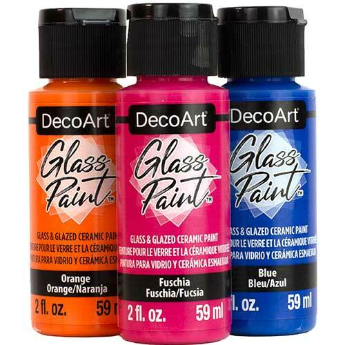 DecoArt Glass Paint Product Image