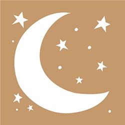 DKS126-K Night Sky Product Image