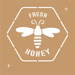 DKS141-K Honey Bee Product Image