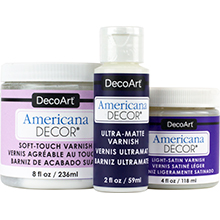 Americana Decor Varnishes Product Image