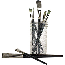 DecoArt Traditions Brushes Product Image